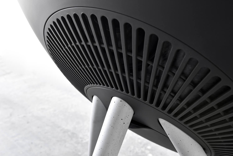Komponenten für den Lautsprecher A9 Bang & Olufsen