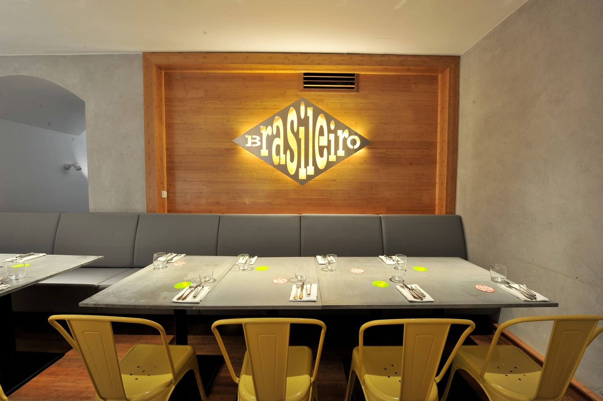 Restaurant Brasileiro Slovanský dům (Slawisches Haus)