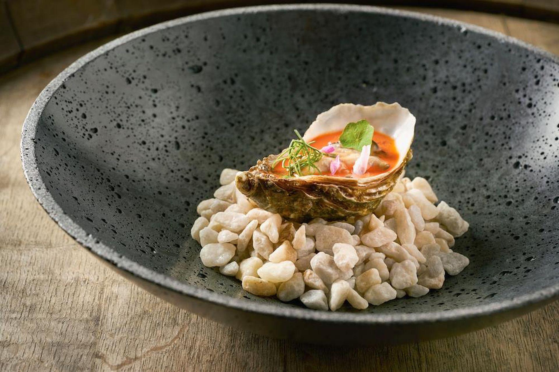 Restaurace Zdenek's Oysters bar, Prag