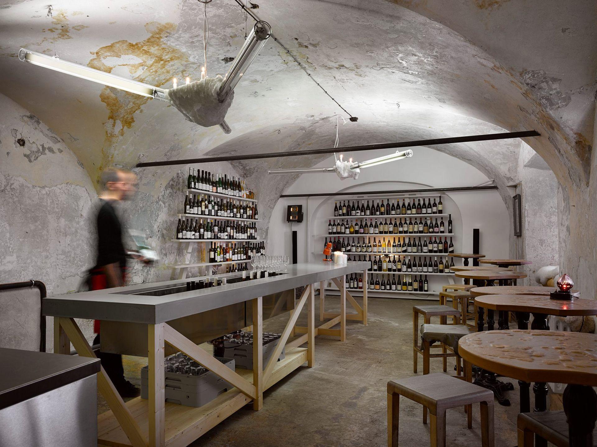Bar à vins Bokovka Ambiente, Prague