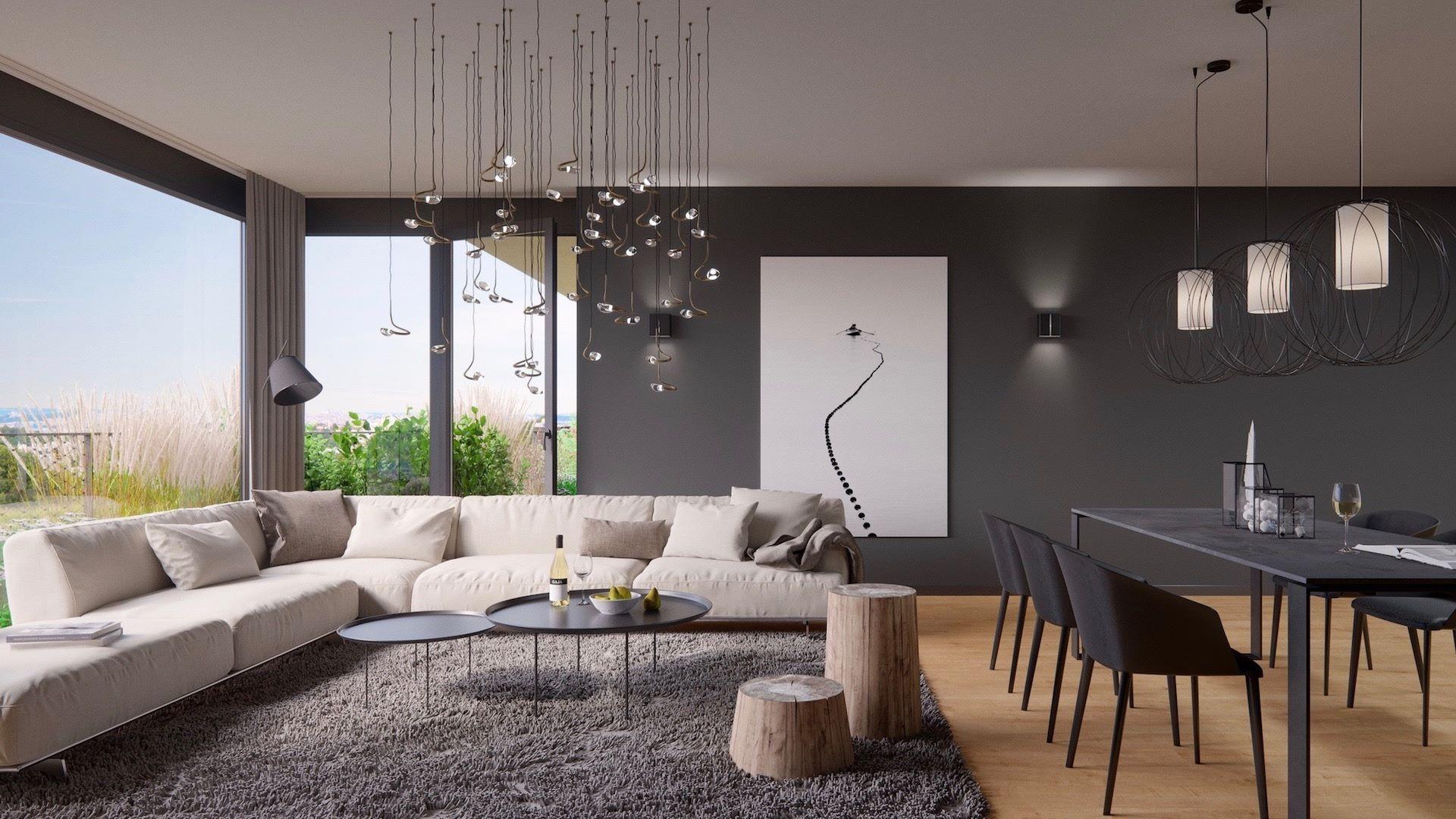 Appartement modèle, SAKURA, T.E. Development