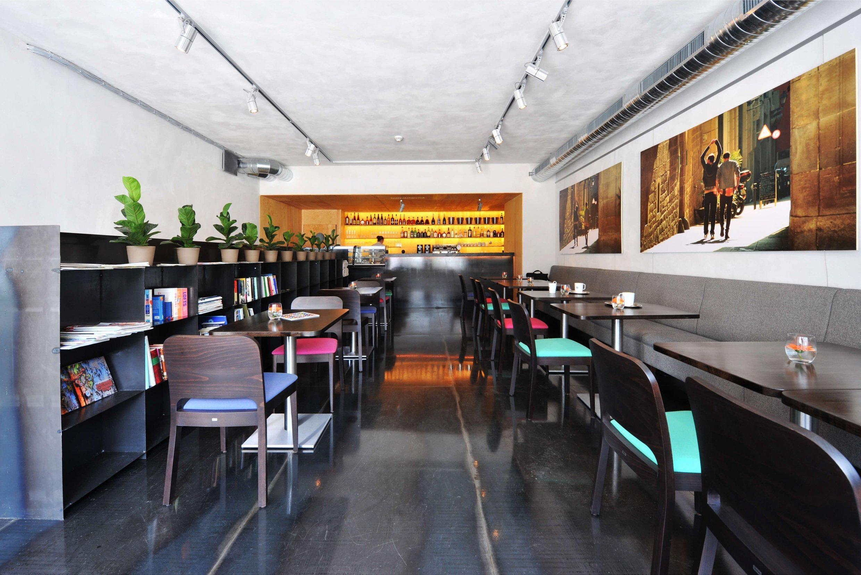 Comptoir de bar, Prague