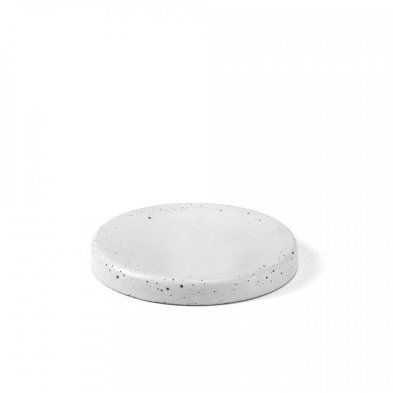 Soap dish round